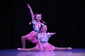 Dance Festival Duet