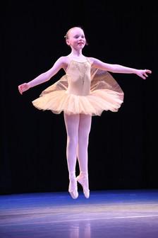 Dance Festival Ballet Solo