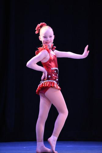 Dance Festival Modern Solo
