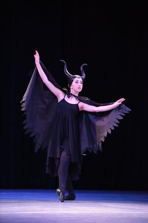 Dance Festival Character