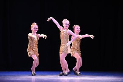 Dance Festival Trio