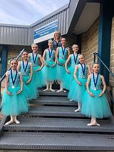 Ballare Dance Festival Ballet Group Plym