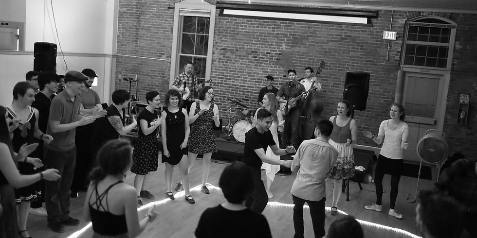 November Swing Dance