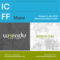 Weendu at ICFF Miami