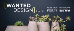 Weendu at Wanted Design Store
