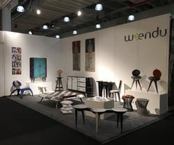 Weendu Booth ICFF NYC