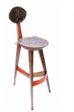 Bistrot Bar Stool 1