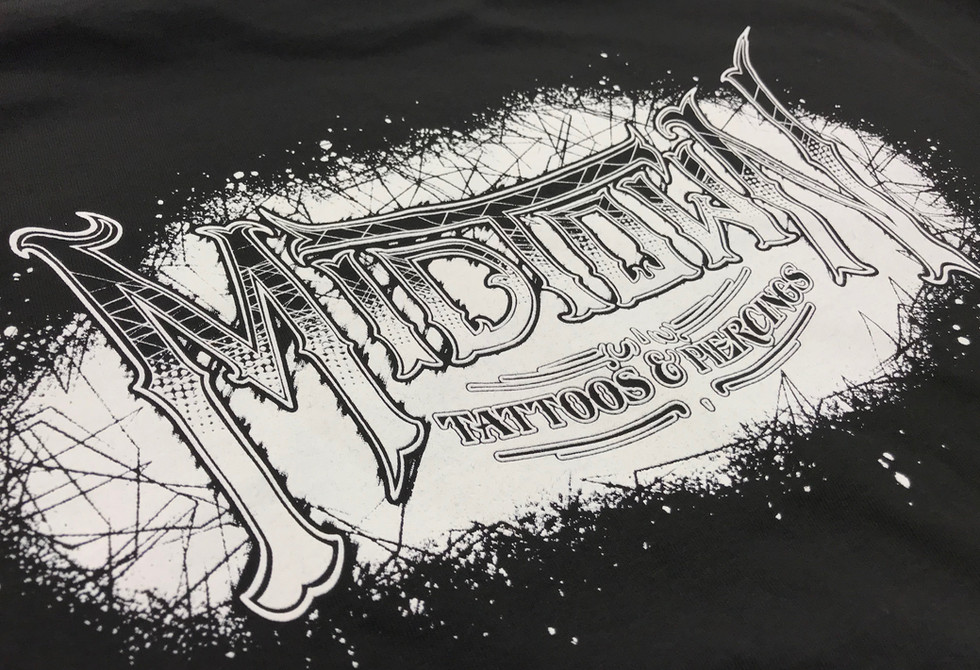 Midtown Tattoo's Screen Print