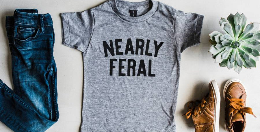 Nearly Feral Tee