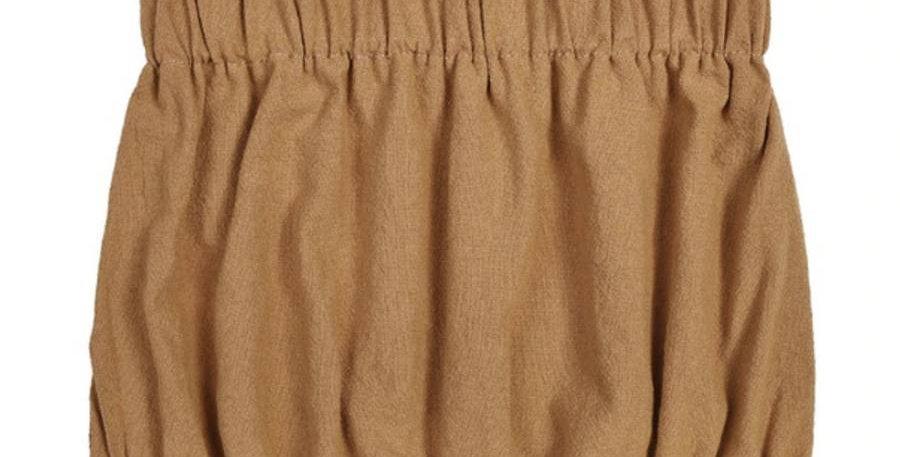 Linen Baby Shorts