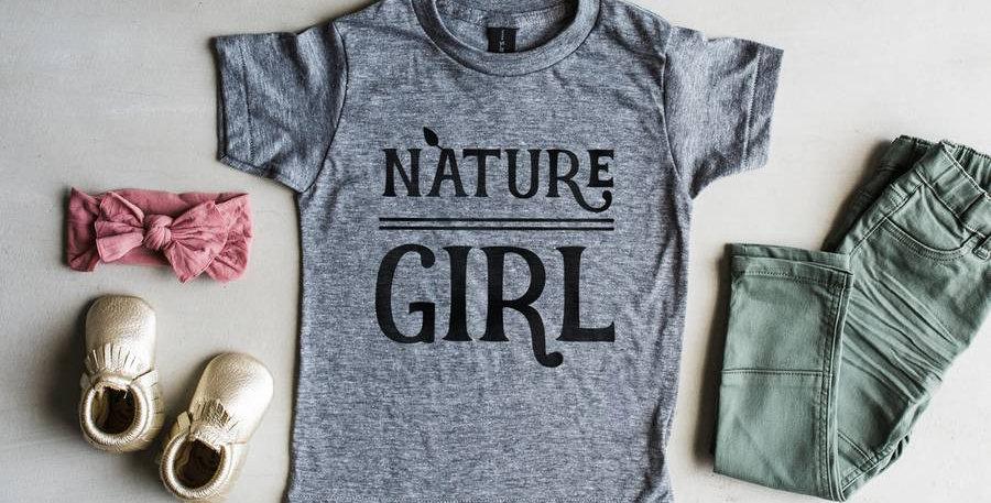 Nature Girl Tee