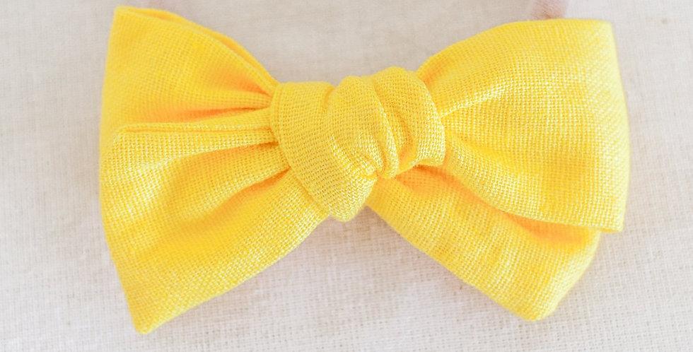 Pineapple Headband Bow
