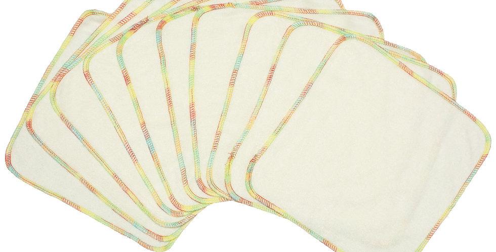 Imagine Bamboo Cloth Wipes - 10 Pack