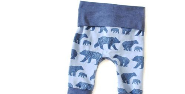 Grow With Me Pants Bear Family