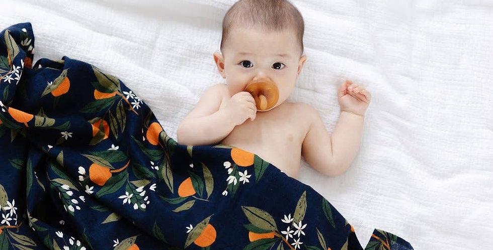 Orange Blossom Swaddle