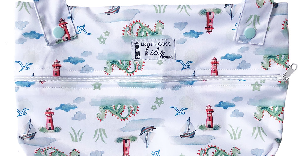 Lighthouse Kids Co. Small Wetbag