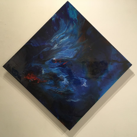 In the Deep, 24'X24