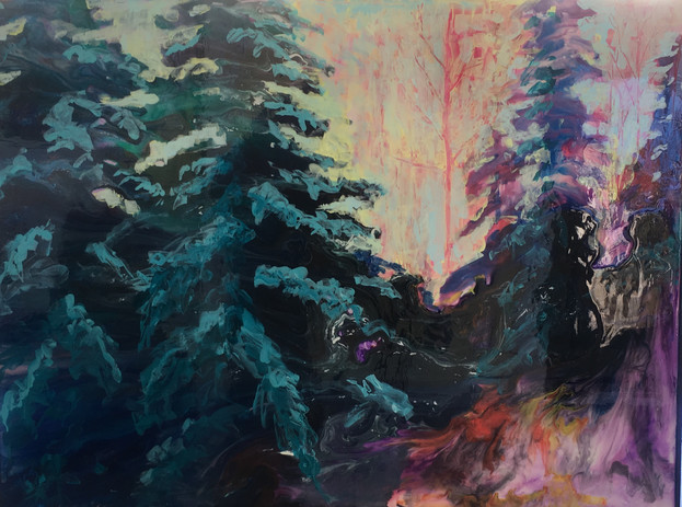Spruce at Twilight-30x40.jpg