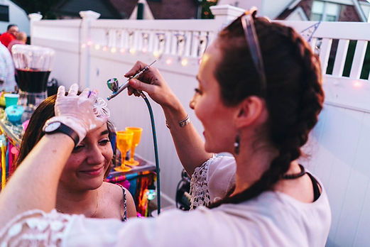Face Painting | Balloon Twisting Broolyn NYC