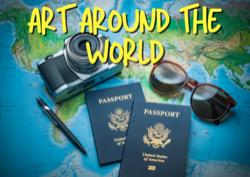 Pack your Passport- Art Around the World