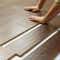 WHAT ADDITIONAL MATERIALS WILL BE USEFUL FOR INSTALLATION VARIOUS FLOOR COVERINGS ?