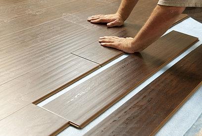 vinylboden einfach und schnell verlegen mit anleitung. Black Bedroom Furniture Sets. Home Design Ideas