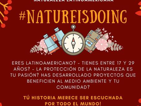 NatureIsDoing