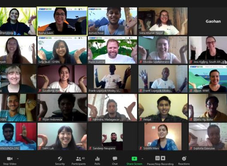 Experiencing Virtual Advocacy Training - StandUp4Nature