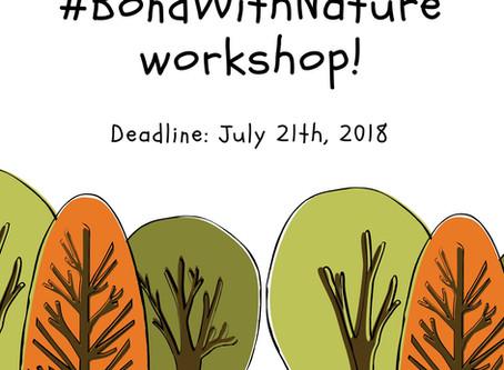 #BondWithNature Workshop