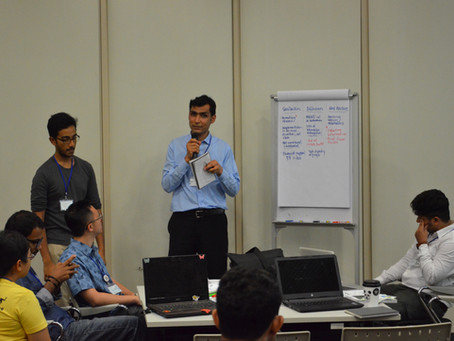 An Afghani take on the GYBN Asia workshop