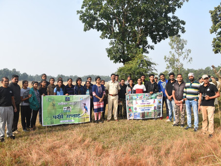 Bird Conservation with GYBN India