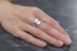 Bages verre fusion bijoux fantaisie confortables original accessoires
