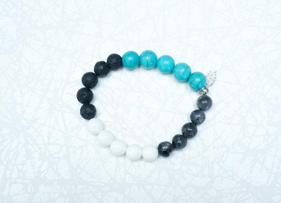 Bracelet Expression Turquoise