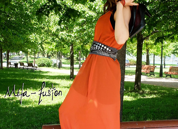 Loose Dress with Lining