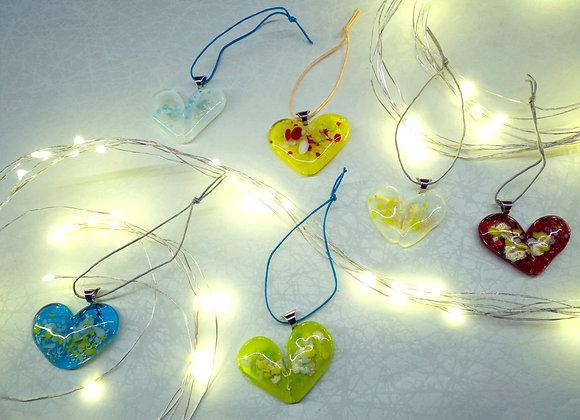 Four Unique Christmas Ornaments
