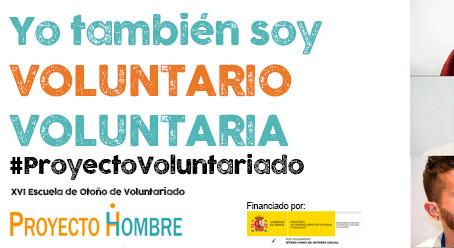 ¿Qué mejor propósito de nuevo año que ser voluntario o voluntaria?