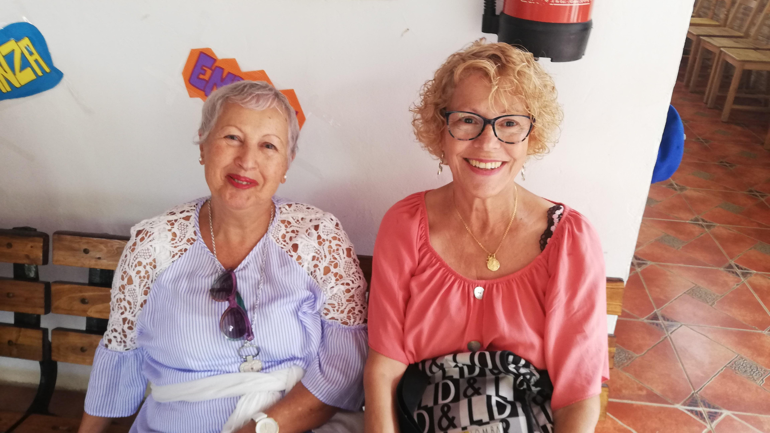 Maria Luisa y Teresa