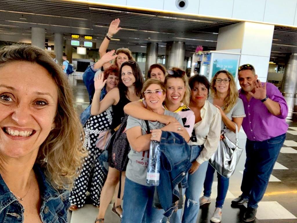 Equipo de voluntariado de Tenerife