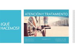 ATENCIÓN Y TRATAMIENTO