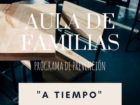 AULA DE FAMILIAS