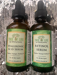 Hyaluronic and Retinol Serum by Tree of Life