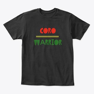 Coro Warrior Pan-African Unisex Youth T-shirt.jpg