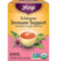 Immune Support Echinacea Tea