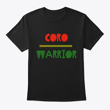Coro Warrior Adult Unisex T-shirt