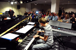 Grammy Livingroom Concert