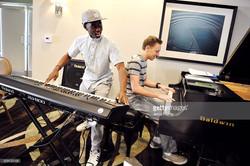 Grammy Rehearsal