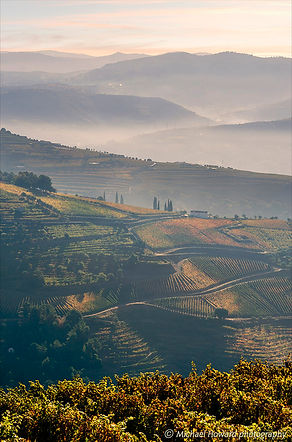 Photo of Douro Valley mountains by Michael Howard