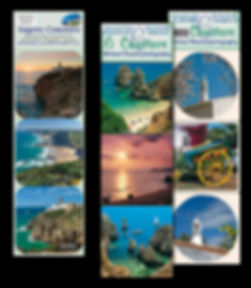 Coasters of the Algarve, photography Michael Howard, bases de copos do Algarve