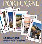 Cartas de Jogar - playing cards with views of Portugal - photography by Michael Howard