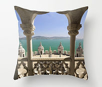 Views of Portugal by Michael Howard as wall art decor iphone and ipad cases, cushions, tapestries,